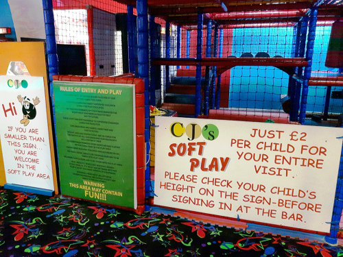 Soft Play Area 3